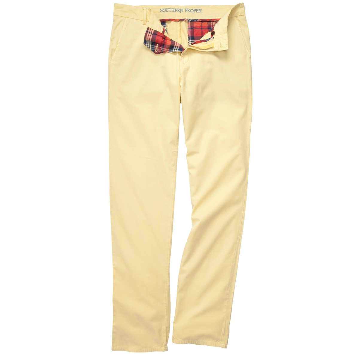 Campus Pant - Yellow